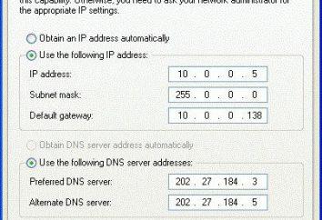 DNS-configuração no Windows e Linux. Como verificar as configurações de DNS?