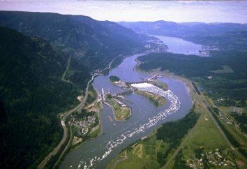 Kolumbien – Fluss von Bedeutung. Wo ist Kolumbien (Fluss)? Eigenschaften des Wasserstroms