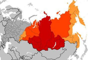 Historia Syberii. Poszukiwanie i rozwój Syberii