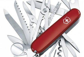 Nóż multitool – niezawodny asystent
