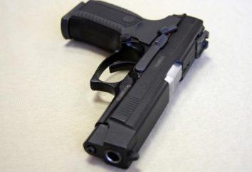 """Pistolet """"Grach"""": cechy i korzyści"""