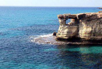 Blue Lagoon (Cypr): dwie atrakcje pod jedną nazwą