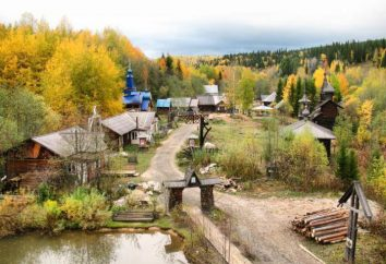 Perm Krai narody: tradycja, kultura i etnografia