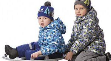 Vêtements pour enfants « Lappi enfants »: avis, prix, description