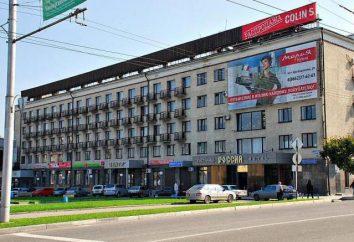 """Hôtel """"Russie"""", Nalchik: description, chambres, caractéristiques et avis"""
