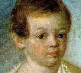 Infanzia Pushkin. Sintesi dei ricordi di lui