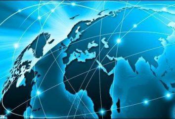 Internet-Technologie ist bereit, die Welt zu übernehmen