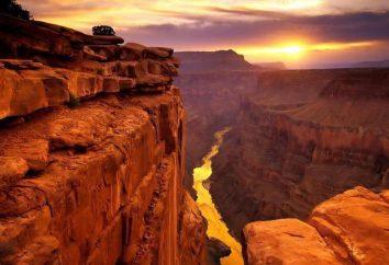 alberghi Stati Uniti d'America, Grand Canyon: titolo, descrizione, recensioni