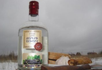 Armenian Wodka: Ansichten und Bewertungen