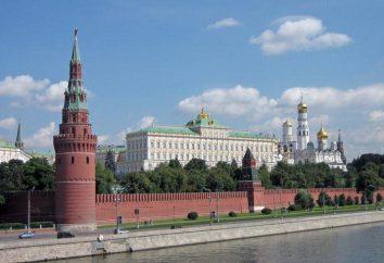 Atrações Sofia Embankment em Moscou