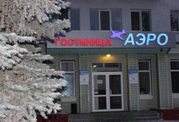 Hôtels pas chers à Omsk: photos et commentaires