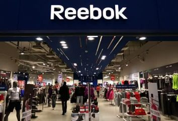 """Shops """"Reebok"""" in Moskau und Umgebung"""