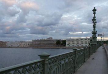 Profondità Neva a San Pietroburgo. Descrizione del fiume, fatti interessanti