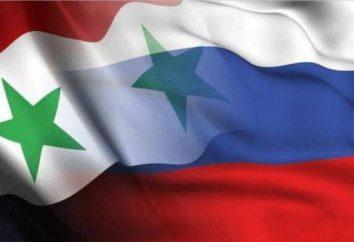 Embaixada da Síria na Rússia: informações sobre o trabalho da missão diplomática
