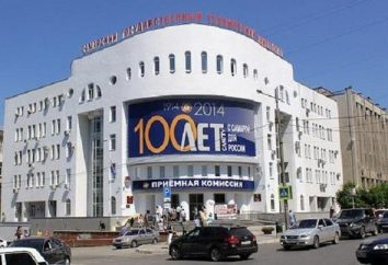 Politechnika Samara Stan: historia, struktura, specjalność. Samara State University of Technology: Korespondencja Szkoła