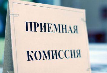 uniwersytety Krasnodar z budżetu miejsc. Krasnodar uniwersytety wojskowe