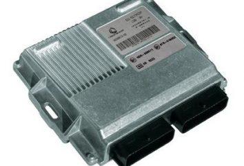 L'unité de commande électronique du moteur – quel est-il?