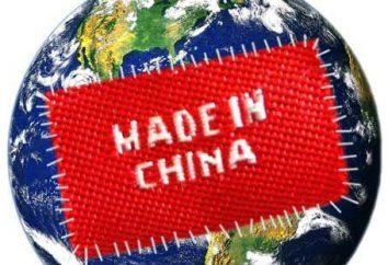 Wyprodukowano w ChRL. Kraj pochodzenia – Chiny