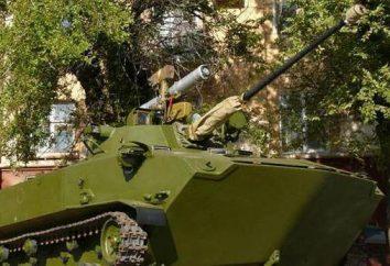 BMD-2 (lutando pouso do veículo): especificações e fotos