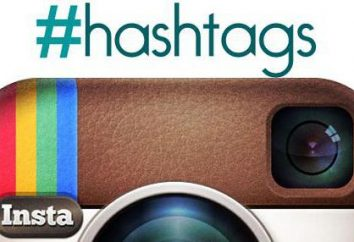 """Jak zrobić hashtags w """"Instagram"""": szczegółową analizę"""