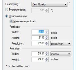 Wie die Dateigröße von JPG zu reduzieren? 3 Optionen