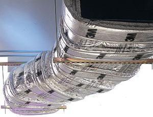 Protection contre l'incendie des conduits d'air: usage, variété, façons