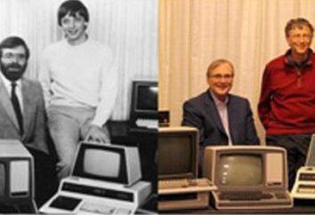 """Quem é o criador do """"Microsoft"""" (Microsoft Corporation)? Bill Gates e Paul Allen – os criadores de """"Microsoft"""". História e logotipo da Microsoft"""