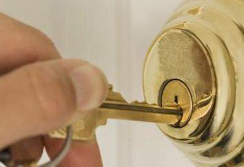 Jak wywiercić cylinder zamka z wiertarka lub śrubokręt?