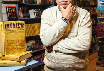 Pisarz Nikolai Svechin: książki w porządku