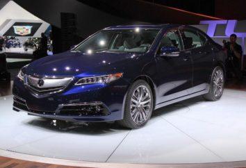 Przegląd nowej Acura TLX