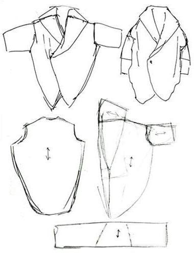 abrigo de patrón para las niñas. Cómo coser un abrigo de invierno ...