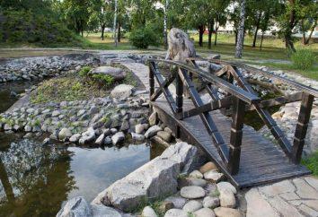 """Park """"Kioto"""" – kawałek Japonii w stolicy Ukrainy"""