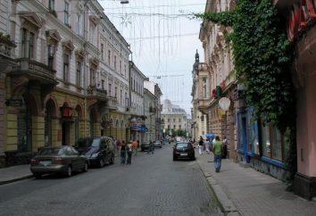 Czernowitz: Sehenswürdigkeiten. Städte in der Westukraine