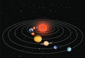 Los hechos más interesantes acerca de los planetas del sistema solar