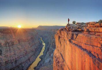 parques nacionais e reservas na América do Norte