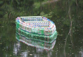 Łódź rybacka z tworzywa sztucznego. Mogę zrobić plastikową łódkę z rękami?