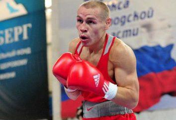 Vladimir Nikitin – rosyjski bokser w podziale muszej. Biografia i osiągnięcia sportowców