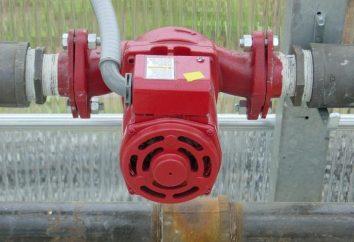Nous sélectionnons les vannes pour le système d'alimentation en eau: une vanne à trois voies
