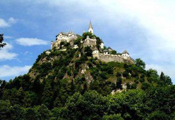 Karyntia, Austria: jeziora, zamki, atrakcje, wakacje