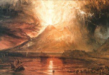 Eigenschaften und Geschichte des Vesuvs