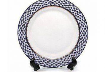 """Wzór """"net Kobalt"""": porcelana rosyjska tradycja"""