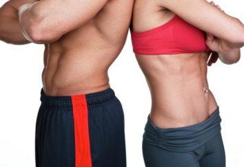 exercício Tabata para perda de peso