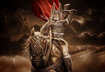Deus da chuva, vento, trovão eslavos