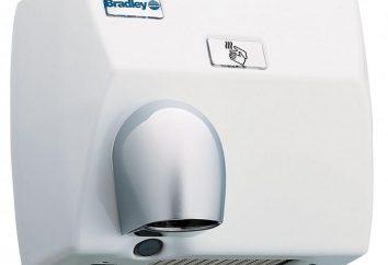 Korzystnym elektrycznej suszarce ręki?