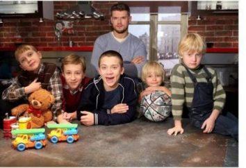 """wychowawczego praktyk w serii """"Family Business"""". Aktorzy i rola projektu komedii"""