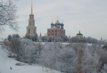 Oszałamiające świątynie Ryazan
