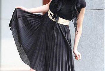 Vestito pieghettato – femminile, leggero e arioso!