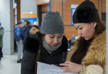 amostra currículo bom trabalho no Cazaquistão