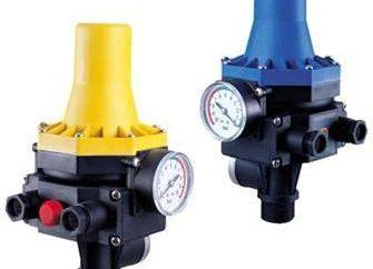 Interrupteur de pression d'eau – garantir un fonctionnement stable du système d'alimentation en eau