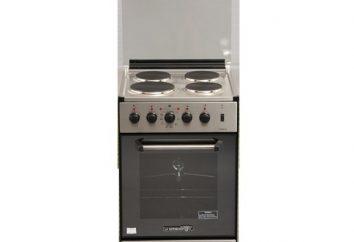 kuchenka elektryczna (4 palniki, piekarnik): jak wybrać? Recenzje właścicieli modeli różnych producentów